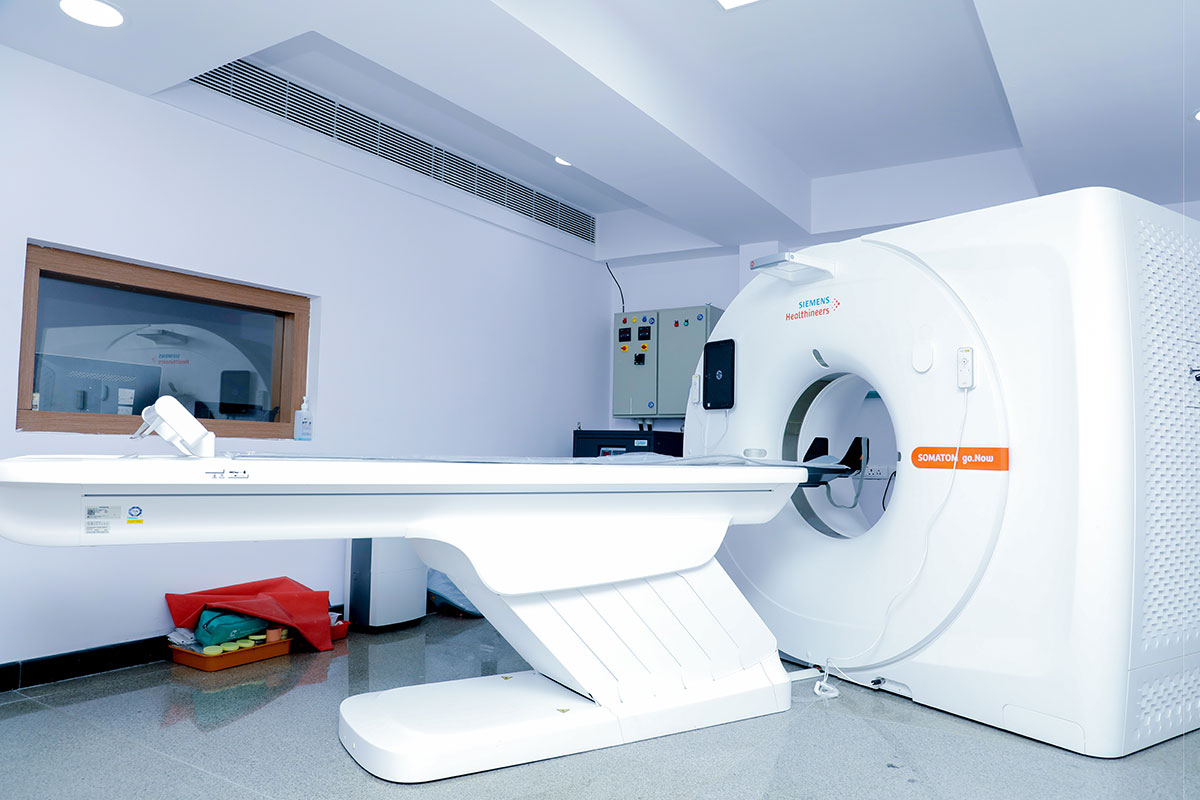 CT Scan in Kakinada