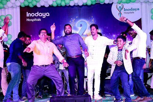 Inodaya Hospitals Second Anniversary