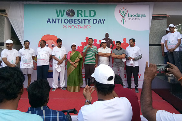 World Anti Obesity Day