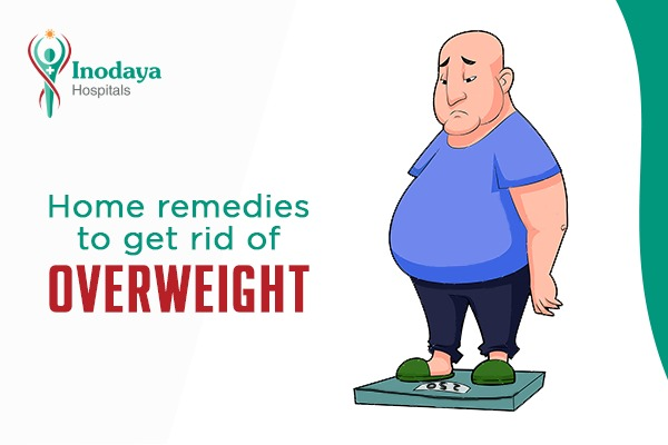 home remedies for overweight